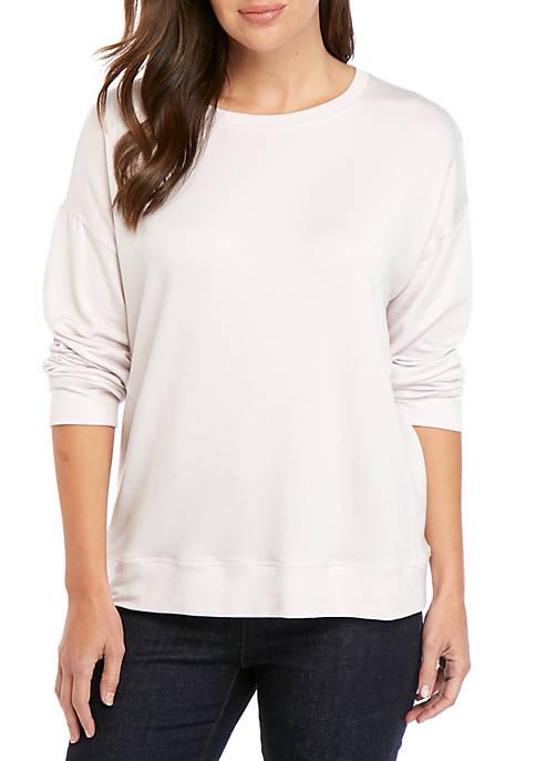 Round Neck Box T-Shirt