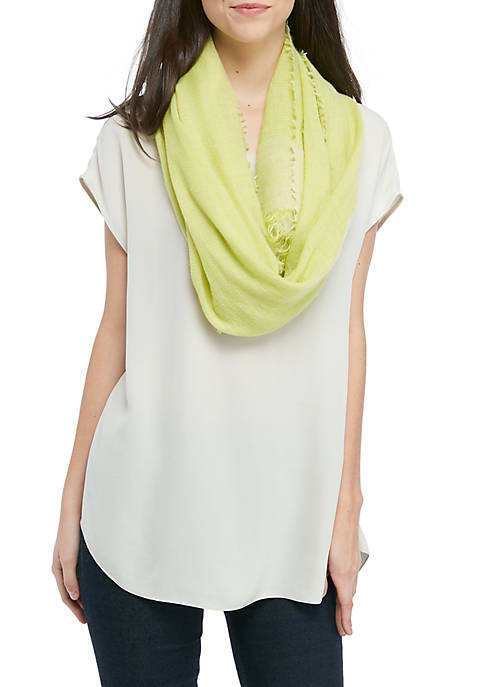 Eileen Fisher Mix Weave Wool Scarf