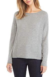Bateau Neck Cashmere Sweater