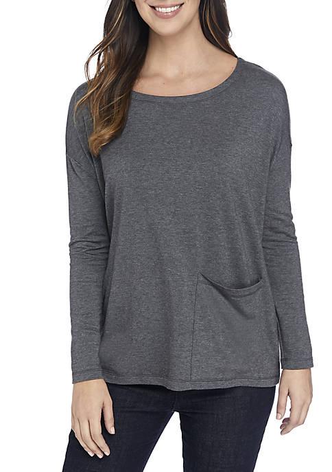 Eileen Fisher Oversize Pocket Tunic