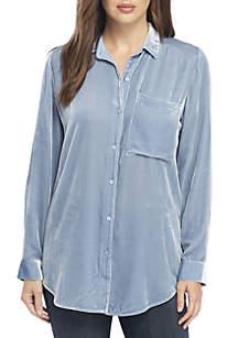 Velvet Classic Shirt