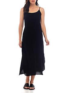 Eileen Fisher Gauze Cami Dress