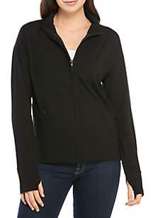 Eileen Fisher Spa Zip Jacket