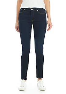 Nico Midrise Ankle Super Skinny Jeans