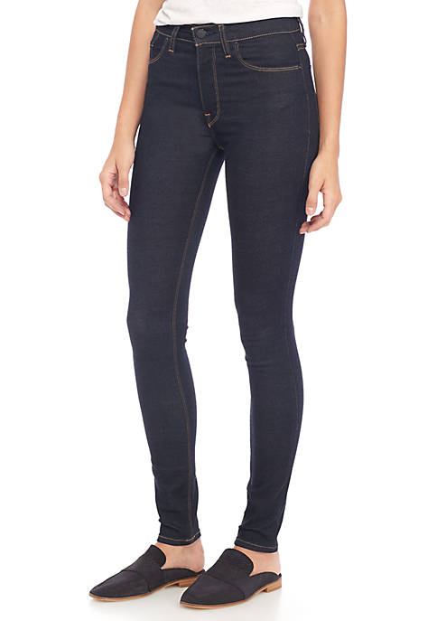 Hudson Jeans Barbra High Waist Skinny Jeans
