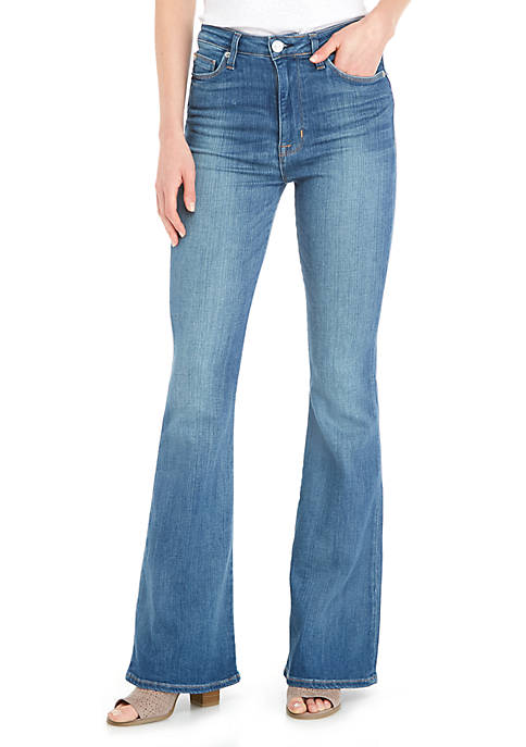 Hudson Jeans Holly 5-Pocket Flare Jeans