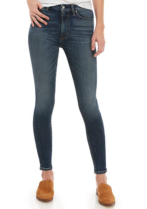 Barbara High Waist Super Skinny Jeans
