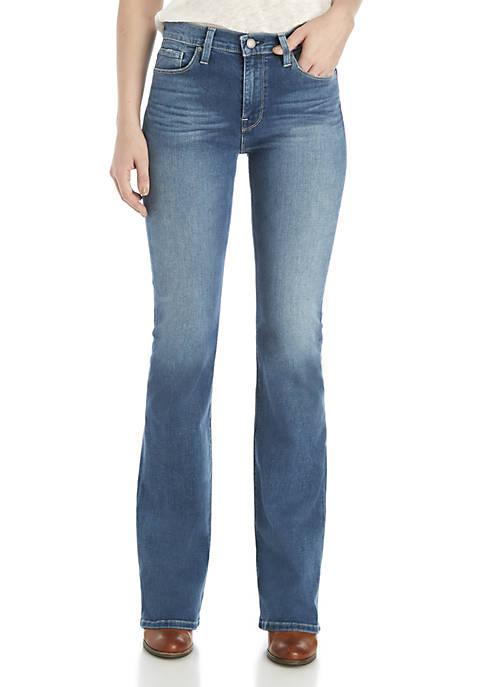 Hudson Jeans Drew Midrise Bootcut Jeans
