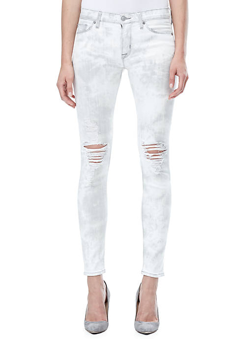 Hudson Jeans Nico Powdered Stratus Jean