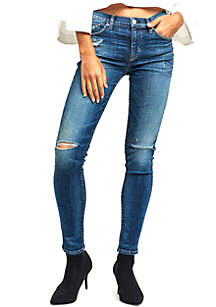 Nico Mid Rise Ankle Skinny Jean