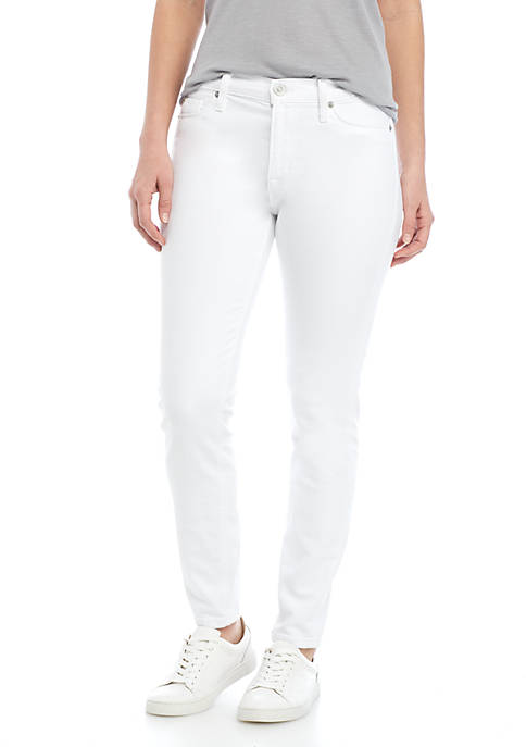 Hudson Jeans Nico Mid Rise Ankle Skinny Pants