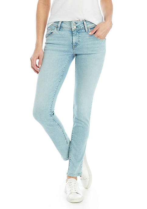 Hudson Jeans Collin Midrise Skinny Ankle Jeans