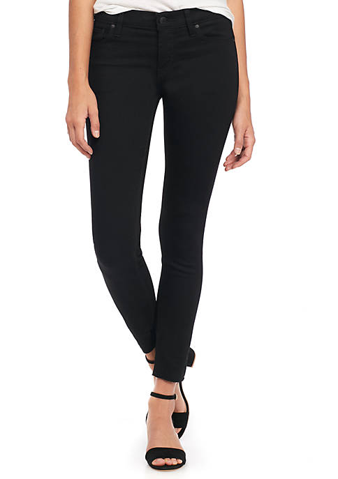 Tally Midrise Skinny Crop Jeans