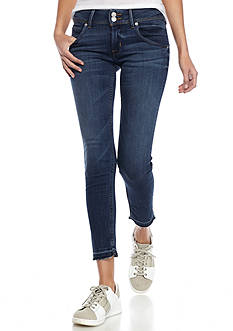 Hudson Jeans Mid Rise 'Collin' Cropped Skinny Jean