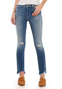 Nico Raw Hem Jeans