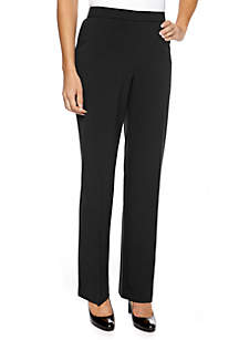 Petite Pull-On Career Pant