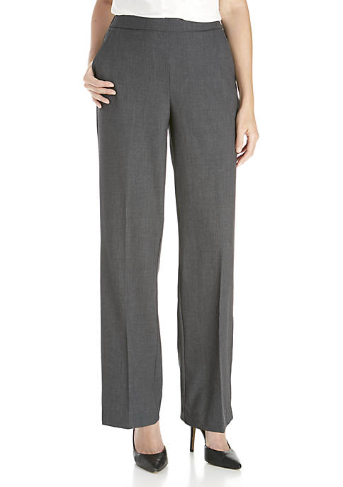Kim Rogers® Elastic Waist Pull On Pants