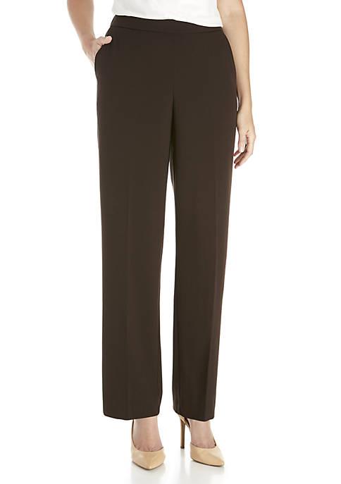 Kim Rogers® Elastic Waist Pull On Pants