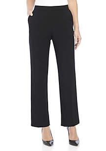 Kim Rogers® Elastic Waist Pull-On Pants