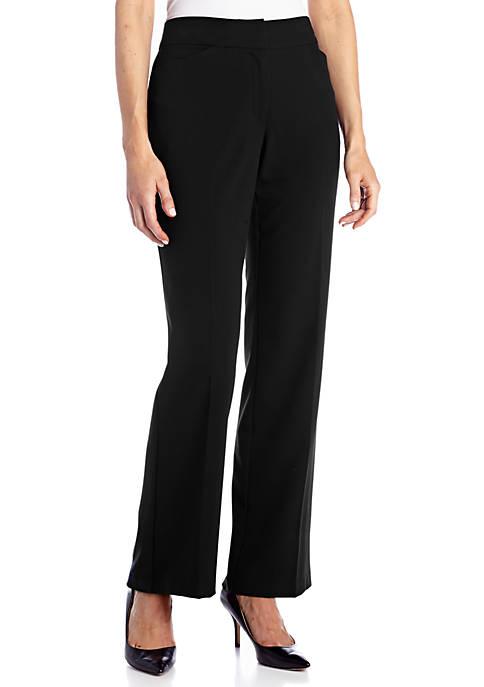 Kim Rogers® Curvy No Gap Tummy Control Pant