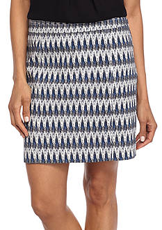 Kim Rogers® Super Stretch Printed Skort