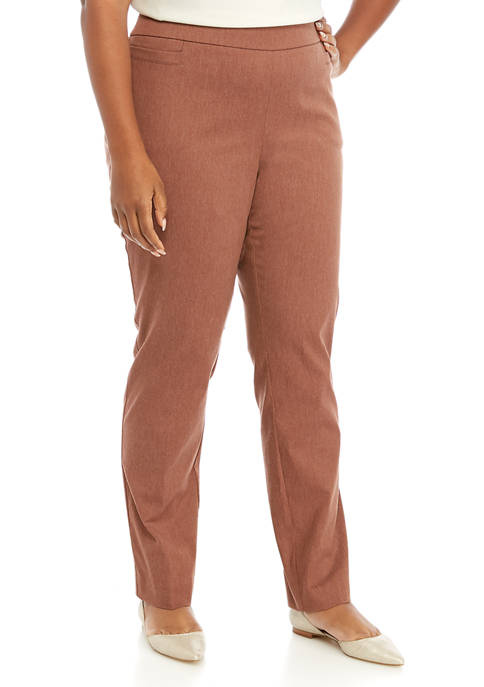 Kim Rogers® Plus Size Millennium Fashion Average Pants