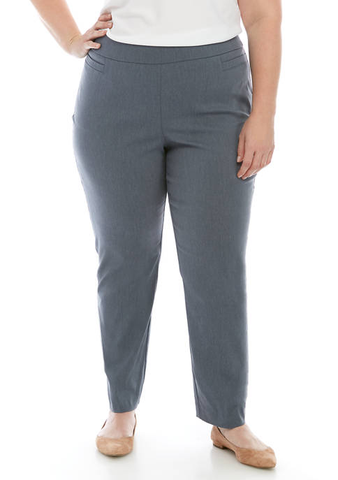 Kim Rogers® Plus Size Millennium Fashion Short Pants