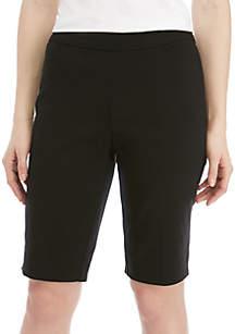 Kim Rogers® Millennium Bermuda Shorts