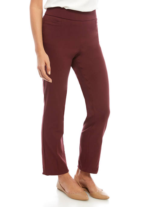 Kim Rogers® Petite Millennium Pants Average