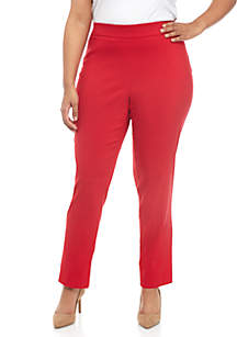 Plus Size Millennium Average Length Pants