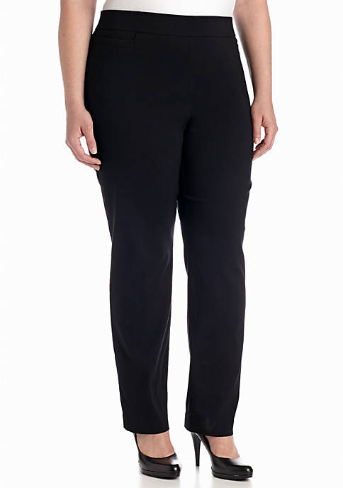 Kim Rogers® Plus Size Millennium Pant (Average Length)