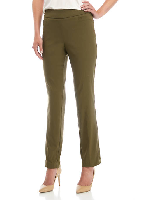 Kim Rogers® Womens Millennium Fashion Pants