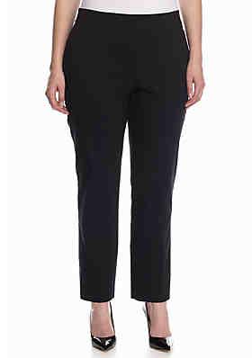 Women\'s Plus Size Pants: White, Dress & More | belk