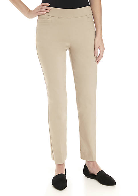 Kim Rogers® Womens Millennium Fashion Pants