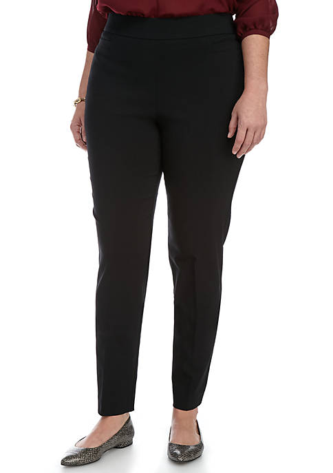 Kim Rogers® Plus Size Millennium Tall Pants