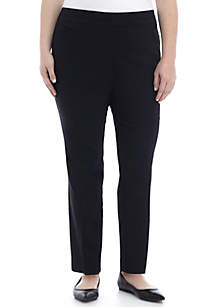 Plus Size Millennium Ankle Pants