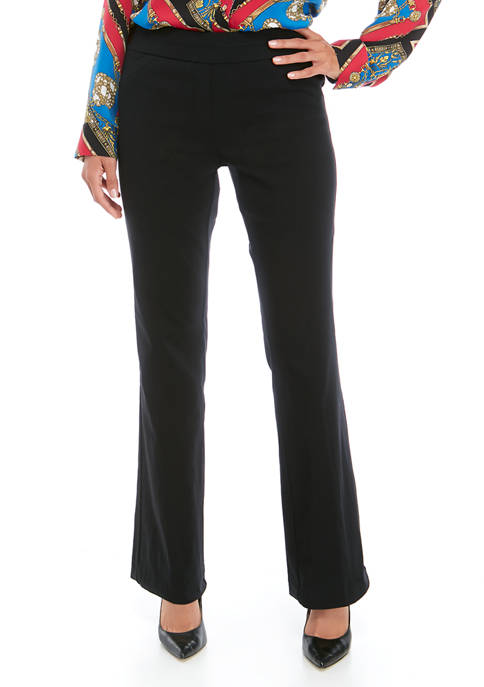 Kim Rogers® Womens Millennium Boot Cut Average Pants