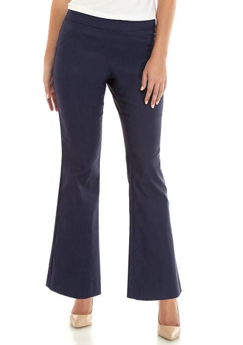 Kim Rogers® Womens Millenium Bootcut Pants