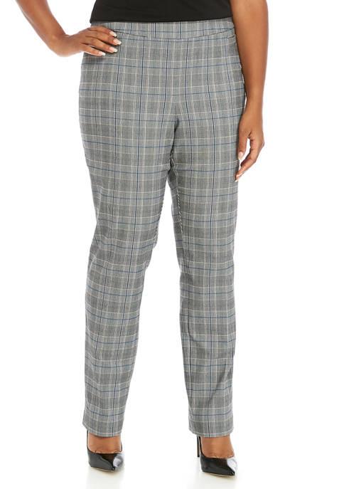 Kim Rogers® Plus Size Millennium Short Pants