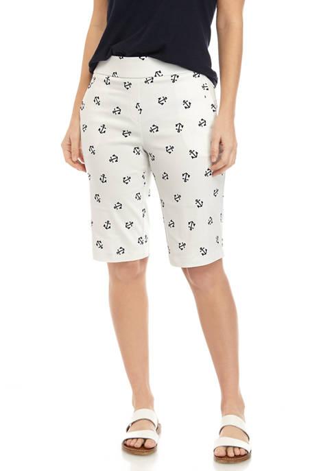 Womens Millennium Bermuda Shorts
