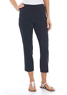 Petite Millennium Ankle Dot Pants