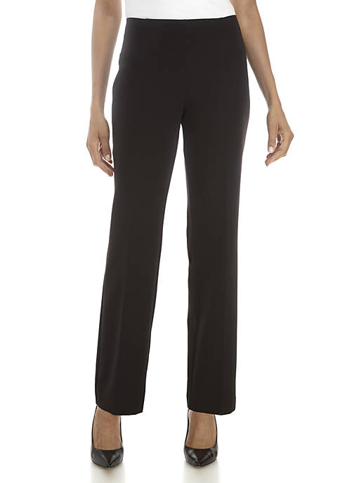 Petite Smooth Tech Average Length Pants