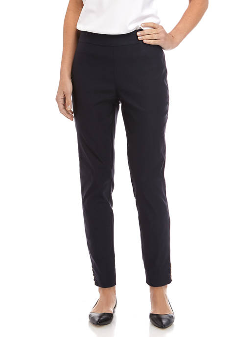 Kim Rogers® Womens Luxe Pants
