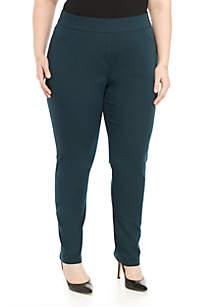 Plus Size Cotton Pants