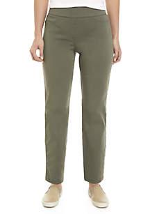 Petite Short Inseam Pants
