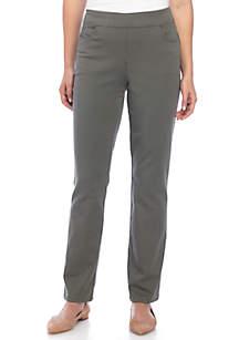Cotton Super Stretch Pants