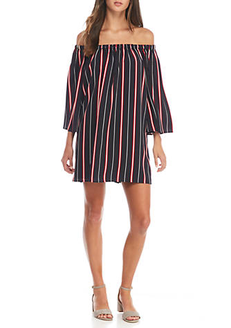 Hasan Off-the-Shoulder Dress French Connection Sale Collections Cheap 100% Guaranteed Buy Cheap 2018 Newest Discount Choice Footlocker Finishline For Sale fJDqrDVF4K