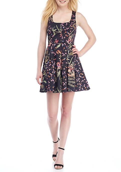 Bluhm And Botero Mix Dress
