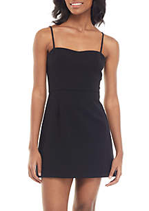 French Connection Whisper Strappy Dress