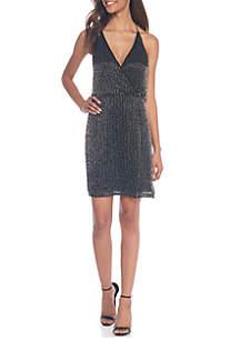 Enid Shimmer Dress